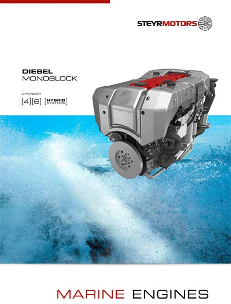Download Marine Engine Brochure - STEYR MOTORS