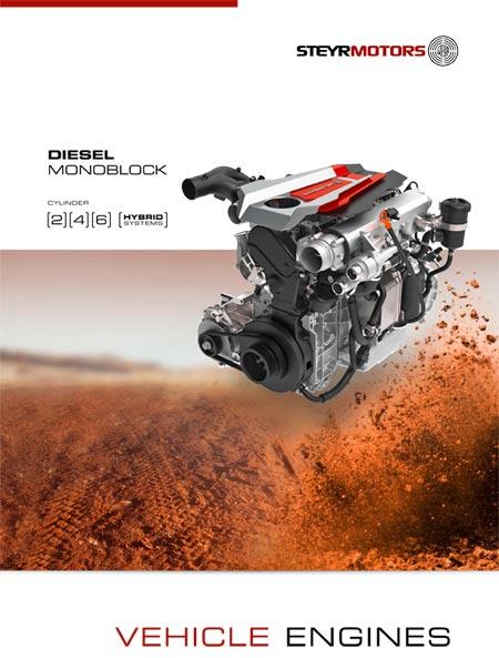 Download Vehicle Engine Brochure - STEYR MOTORS
